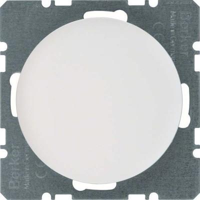 Berker Blindverschluss pows/gl m. Zentralstück 10092089