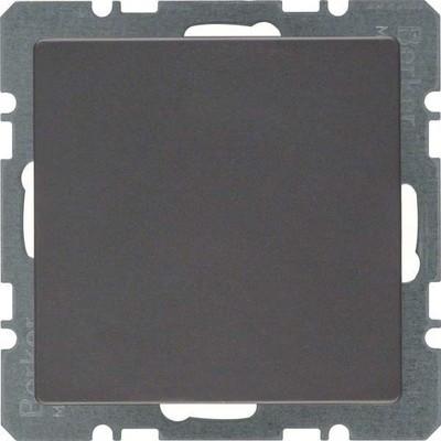 Berker Blindverschluss anth/sa m. Zentralstück 10096086