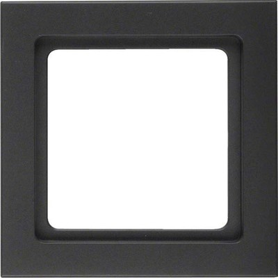 Berker Rahmen anth/sa 1-fach ch 10116096