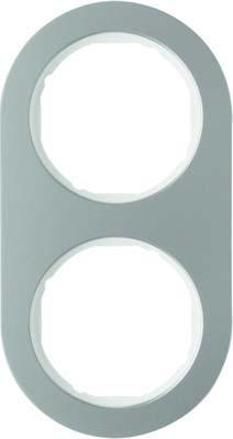 Berker Rahmen Eds/pows 2-fach ch 10122014