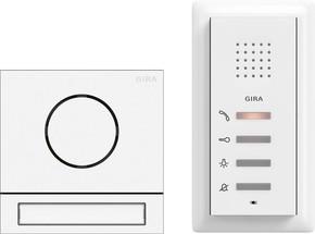 Gira EFH-Paket Audio verkehrs-ws/lack. 2406902