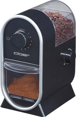 Cloer Kaffeemühle 150g, elektrisch 7560 sw