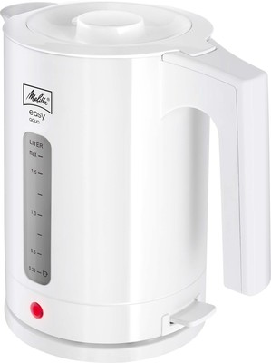 Melitta SDA Wasserkocher Easy Aqua 1016-01 weiß