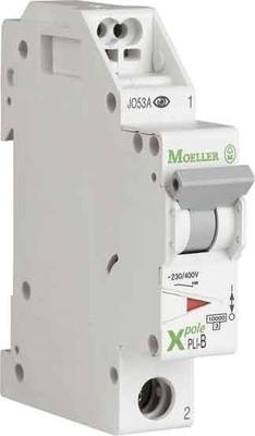 Eaton Leitungsschutzschalter B 10A, 1p Steckkl. PLI-B10/1