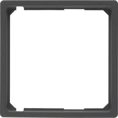 Berker Zwischenring anth/sa f. Zentralplatte 11096086