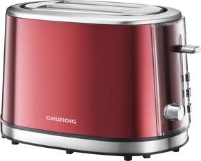 Grundig SDA Toaster Red Sense TA 6330