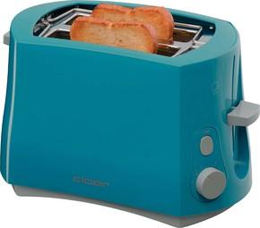 Cloer Toaster 2 Scheiben 3317-3 türkis
