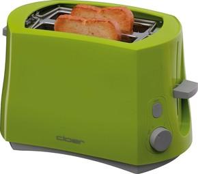 Cloer Toaster 2 Scheiben 3317-4 gn
