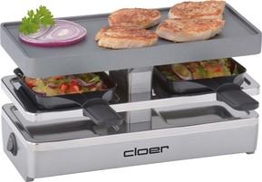 Cloer Raclette Duo 6495