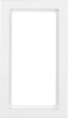 Berker Rahmen pows m.großem Ausschnitt 13096099