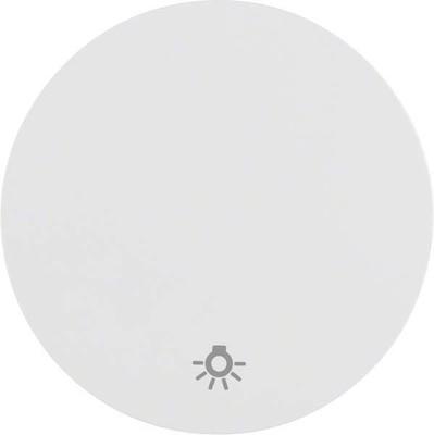 Berker Wippe pows/gl m. Aufdruck Licht 16202079