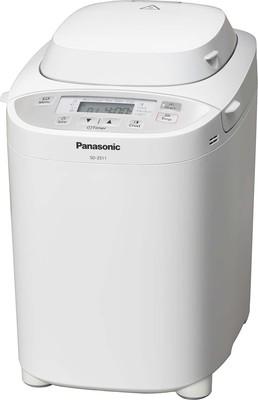 Panasonic Deutsch.WW Brotbackautomat 14 Programme SD-2511WXE weiß