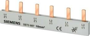 Siemens Indus.Sector Stiftsammelschiene 2-phasig+HS, 214mm 5ST3706