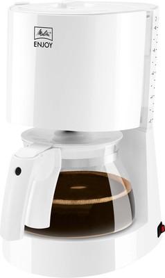 Melitta SDA Kaffeeautomat Enjoy Basis 1017-01 weiß