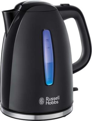 Russell Hobbs REM Wasserkocher Textures Plus 22591-70 sw