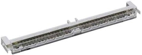 Hager PE/N-Klemmenträger, Volta 13 Klemmstellen VZ521
