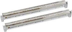 Hager PE/N-Klemmenträger, Volta 22 Klemmstellen VZ523