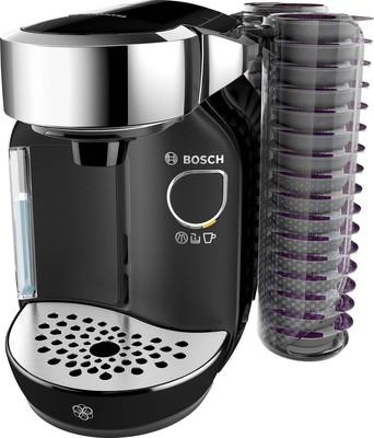 Bosch Kleingeräte+HT Heißgetränkeautomat TassimoCaddy TAS7002 mystical sw
