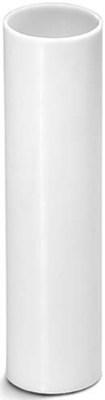 Houben Kerzenhülse E14 weiß,85mm 100166