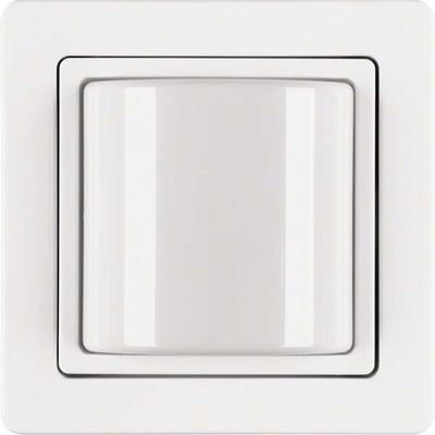 Berker Lichtsignal pows/sa mit Rahmen 52036089