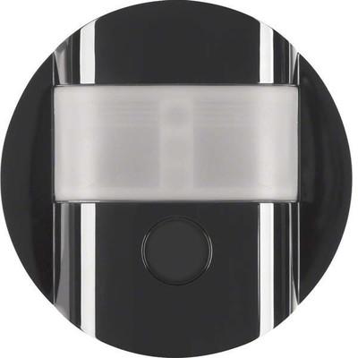 Berker KNX-Funk Bewegungsmelder schwarz glänzend 85345131