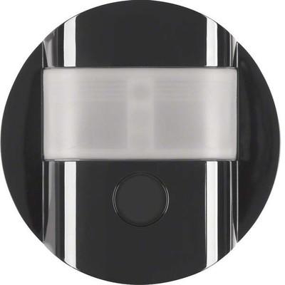 Berker KNX-Funk Bewegungsmelder schwarz glänzend 85346131