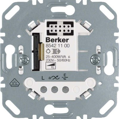 Berker Tastdimmer (R, L) Hauselektronik 85421100