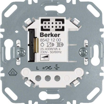 Berker Universal Tastdimmer 1-fach ch Hauselektronik 85421200