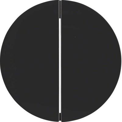 Berker KNX-Funk Taste 4-fach ch schwarz glänzend 85648131
