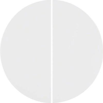 Berker KNX-Funk Taste 4-fach ch polarweiß glänzend 85648139