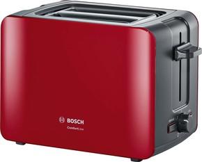 Bosch SDA Toaster 2 Scheiben TAT6A114 rt/anth