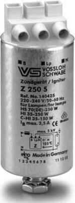 Houben Überlagerungszündgerät 35-250W D35x74 aluminium 140425