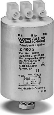 Houben Überlagerungszündgerät 70-400W D45x76 aluminium 140427