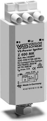 Houben Überlagerungszündgerät 70-400W220-240V50Hz 140597