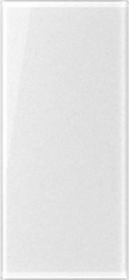 Jung Abdeckung transparent Einl.Schrift.25x52,5 A 50NA