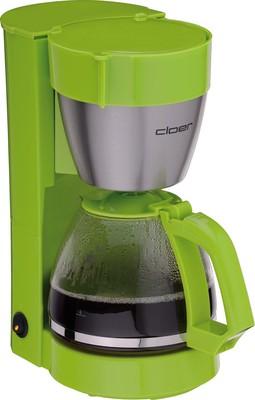 Cloer Kaffeeautomat 5017-4 grün
