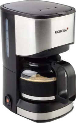 Korona electric Kaffeeautomat 0,7L 12015 sw/eds