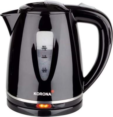 Korona electric Wasserkocher 1L,2200W 20115 sw
