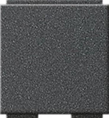 Gira Blindabdeckung Modular-Jack anthrazit 264528