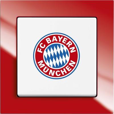 Busch-Jaeger Wechselschalter FCB Fanschalter 2000/6 UJ/03