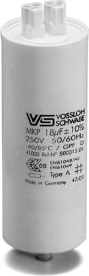 Houben Kondensator T+TC 2.0uF,250V Kunstst. 500296