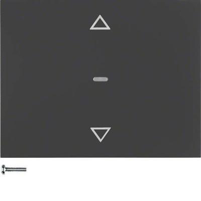 Berker Jalousie-Taste anthrazit matt, lack 85241175