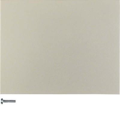 Berker Taste 1-fach ch edelstahl matt, lack 85141173