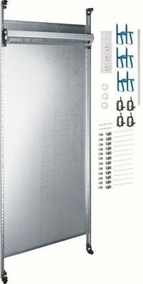 Hager MM-Komplettfeld,univ.Z H1350mm,2-feldig UF521NW