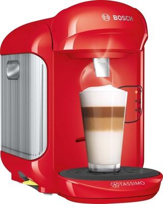 Bosch SDA Heißgetränkeautomat Tassimo Vivy 2 TAS1403 Just Red