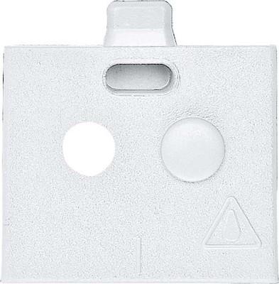 Merten Doppeleinführung lichtgrau MEG3961-8029 (VE10)