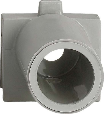 Merten Rohreinführung lichtgrau MEG3964-8029 (VE10)