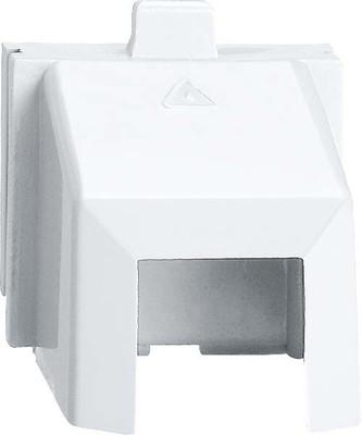 Merten Kanaleinführung lichtgrau MEG3965-8029 (VE10)