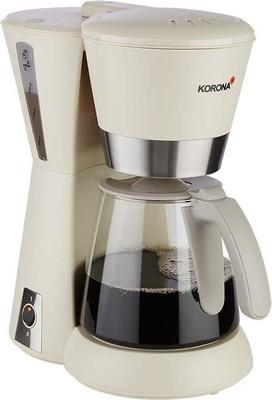 Korona electric Kaffeeautomat 1,25L 10205 sand-gr