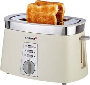Korona electric Toaster 2 Scheiben 21205 sand-gr